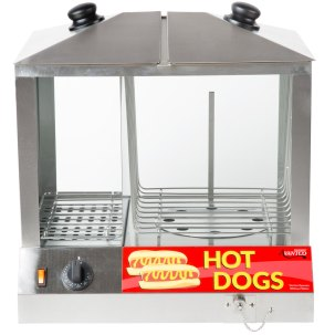 cook 200 dogs every 20 minutes