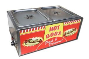 cook 60 dogs